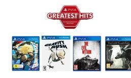 Sony ส่งเกมเทพมาขายใหม่ในชุด PS4 Greatest Hits ที่มีราคาเพียง 990 บาท