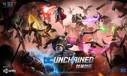 DC Unchained พบกับเกม RPG เหล่าฮีโร่ DC เวอร์ชั่นอังกฤษในมือถือเดือนหน้า