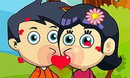 เกมส์แจ็คและเจนนี่ขโมยจูบ