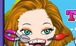 เกมส์ทำฟันสาวคนเมือง