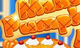 เกมส์ทำเค้กลูกพลับแสนอร่อย