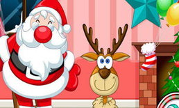 เกมส์เลี้ยงกวางวันคริสมาสต์