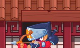 เกมส์การต่อสู้ของนินจา