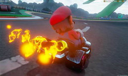 Mario Kart แฟนเมด สร้างจาก Unreal Engine 4