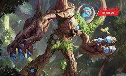 RoV รีวิว New Hero มนุษย์ต้นไม้ Y'bneth ไอแอม อิบเนท