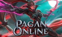 Wargaming หนีจากสมรรภูมิมาเปิดเกมใหม่ Pagan Online แนว MMORPG