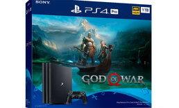 ใหญ่จุใจ! โซนี่เตรียมปล่อยเครื่อง PS4 PRO ความจุ 2TB แพคมาคู่กับเกม God of War
