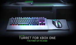 Razer เปิดตัวชุดเกมมิ่งเกียร์ Razer Turret สำหรับ Xbox One