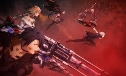 GOD EATER 3 ปล่อยตัวอย่างโหมด  Multiplayer