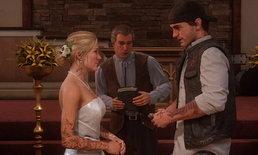 สุดซึ้ง ชมงานแต่งงานอันหวานชื่นของ Deacon ในตัวอย่างใหม่ของ Days Gone