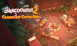 Overcooked! 2 ศึกพ่อครัวหัวป่ากับ DLC Campfire Cook