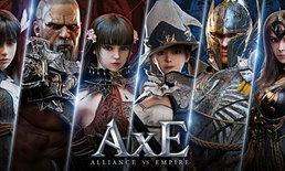 Review - AxE: Alliance vs Empire สงครามครั้งใหญ่ ที่อัดความมันส์ไว้แน่นในมือถือ