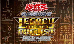 Yu-Gi-Oh Legacy of the Duelist Link Evolution ลุย Switch เม.ย.นี้