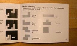 รู้หรือไม่? ก้อนบล็อกในเกม Tetris มีชื่อจริงด้วยนะ