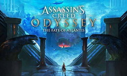 Assassin's Creed Odyssey ปล่อยบทเสริม Atlantis แล้ววันนี้