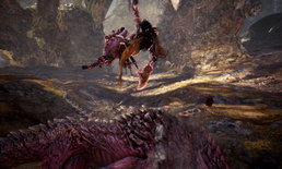 Monster Hunter World Iceborne เพิ่มคลิปท่าโจมตีใหม่ของ ดาบโล่และดาบคู่