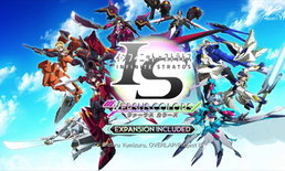 Infinite Stratos Versus Colors Expansion Included เตรียมลง Steam 2 ส.ค. นี้