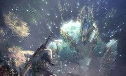 มาตามคาด! Zinogre หมาป่าสายฟ้าพิฆาตร่วมแจม Monster Hunter World: Iceborne