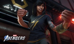 Square Enix เปิดตัว Ms Marvel เสริมทัพ Marvels Avengers