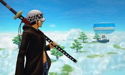 One Piece World Seeker เผยภาพสกรีนช็อตแรกของเนื้อเรื่องเสริม The Unfinished Map