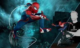 เปิดตัวฟิกเกอร์ Spider-Man Advanced Suit จาก Marvels Spider-Man