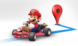 ลุงหนวด มาริโอ เตรียมออกซิ่งบน Google Map