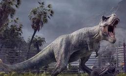 เกมสร้างสวนสนุกไดโนเสาร์ Jurassic World Evolution ประกาศวันวางขายแล้ว
