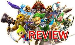 รีวิวเกม Hyrule Warriors Definitive Edition ตำนานเซลด้าฉบับ Dynasty Warriors บน Switch