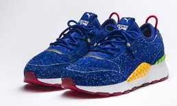 เปิดรองเท้าจากเกมเม่นสายฟ้า Sonic ที่จับมือกับรองเท้า Puma
