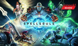 รีวิว Spellsouls: Duel of Legends เกมดวลการ์ดที่ให้อารมณ์แบบเกม MOBA