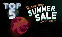 5 อันดับเกมฮิตขายดี ในช่วงเทศกาล Steam Summer Sale!!