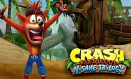 เกม Crash Bandicoot N Sane Trilogy จะรองรับเฟรมเรต 60 FPS บนเครื่องพีซี