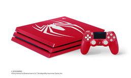 เปิดตัว PS4 Pro Marvels Spider-Man Limited Edition เครื่องไทย