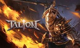 Talion เกม MMORPG เรือธงจาก GAMEVIL เปิดให้ลงทะเบียนผ่าน Google Play