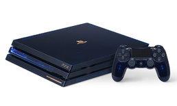 เปิดราคาไทย PlayStation 4 Pro รุ่น 500 Million Limited Edition ความจุ 2 TB ขาย 18490 บาท