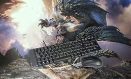 Monster Hunter World รีวิวการเล่นด้วย Mouse และ Keyboard