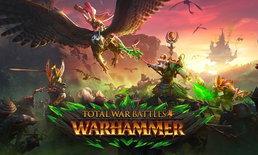 ประกาศเปิดตัวเวอร์ชั่นมือถือ Total War Battles: Warhammer