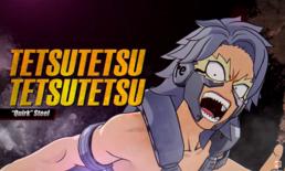 My Hero One's Justice 2 ตัวอย่าง Gameplay ของพ่อหนุ่มมนุษย์เหล็ก Tetsutetsu