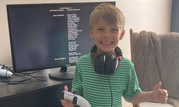 อายเด็กมาก! เมื่อลูกชายสามารถเล่น Bloodborne จบได้ด้วยอายุเพียง 5 ขวบ