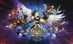 Summoners War: Chronicles เวอร์ชั่น MMO กำลังจะเปิดให้ทดสอบในเวอร์ชั่น Global