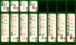 เกมส์เปิดไพ่ Eight Off Solitaire