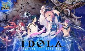 รีวิว Idola Phantasy Star Saga แฟนตาซีออนไลน์อวกาศ ภาคใหม่ที่ Sega จัดให้ชาวมือถือ