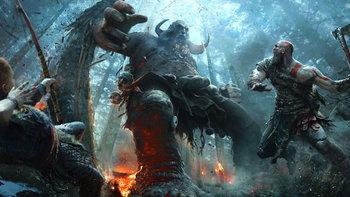 ความเป็นมาของ Kratos และลูกชาย ใน God of War 4