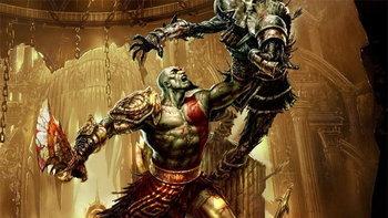 God of War Collection for PS Vita เทพสงครามเลหลังอีกรอบ