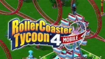 RollerCoaster Tycoon 4 เกมสร้างสวนสนุกกลับมาแล้ว