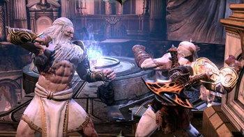 Trailer ตัวอย่าง God of War III Remastered ฉบับปรับปรุงใหม่