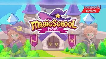 รีวิว Magic School Story มาร่วมกันสร้างฮอกวอตส์ โรงเรียนเวทฉบับสายแบ๊ว