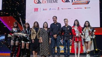 Extreme Game 2018 Game On สุดขีดของงานเกมชาว Electronic Extreme