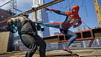 Fantastic Four กำลังมา Marvels Spider-Man ของ Playstation 4