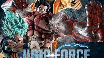 Jump Force หลุดภาพตัวละครที่ยังไม่เปิดเผยออกมา Jotaro กับ Dai